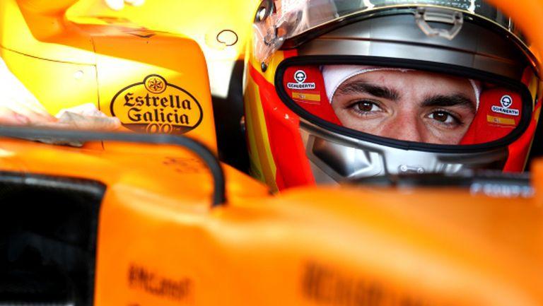 Официално: Карлос Сайнц е новият пилот на Ферари!
