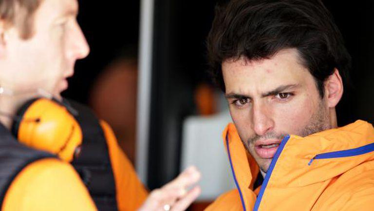 Сайнц: Много съм щастлив, че ще карам за Ферари