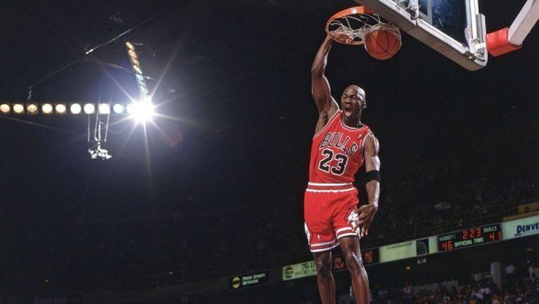 Десетте недостижими рекорда на Майкъл Джордан