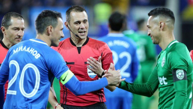 След тежките времена е напът да се покаже слънце за българския футбол