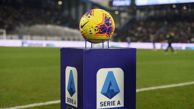 Някои отбори в Италия не са готови да подновят тренировки