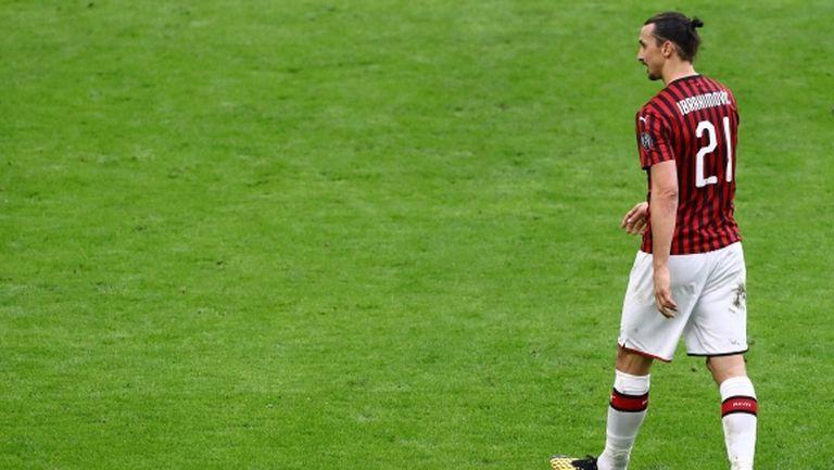 Ибрахимович поема в посока Швеция след края на сезона