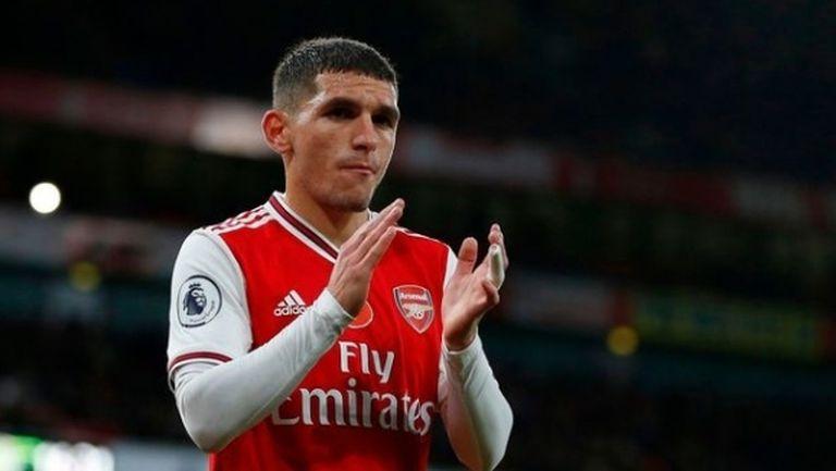 Торейра иска да напусне Арсенал и да се завърне в Италия, призна агентът му