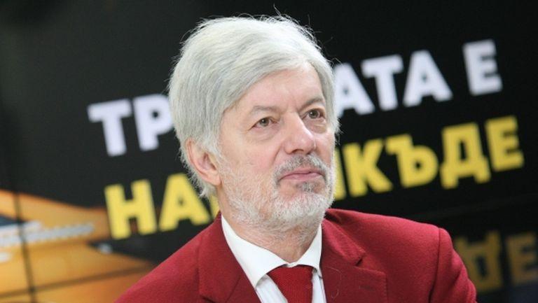 Михов: Желая успех на Левски (видео)