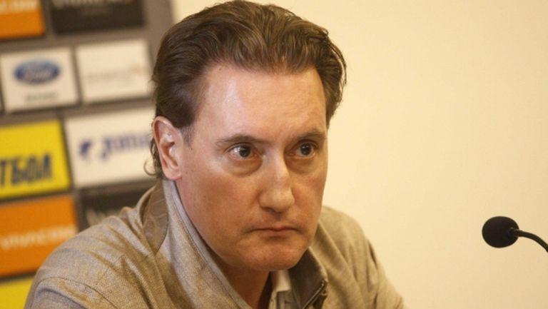 Домусчиев каза дали ще стане собственик на Левски и обяви: Готов съм да помогна (видео)