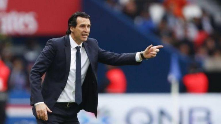 Унай Емери се оплака от ръководството на Арсенал