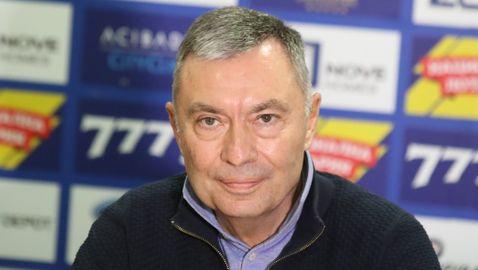 Георги Попов: Призовавам Бойко Борисов да даде акциите на легендите на Левски