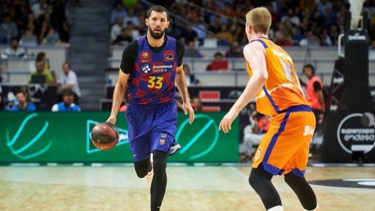 Барселона вече не желае да домакинства финалния турнир на Лига ACB