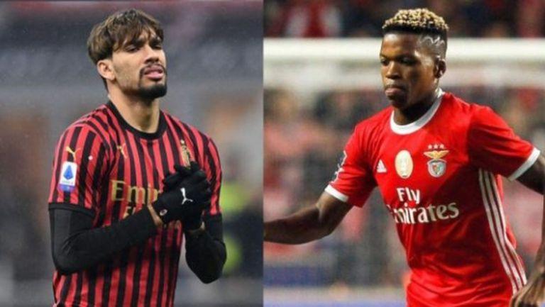 Пакета плюс 15 млн. евро, ако Милан иска новото бижу на Бенфика