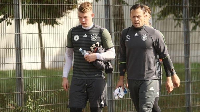 Пирин привлича треньор на вратарите от Германия