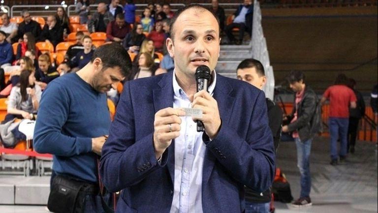 Борис Халачев: Имаме желание да се преместим в по-силно първенство, но към момента не са ни потърсили