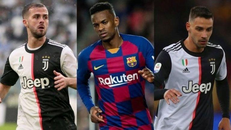 Сигурен източник набързо опроверга договорката между Ювентус и Барселона