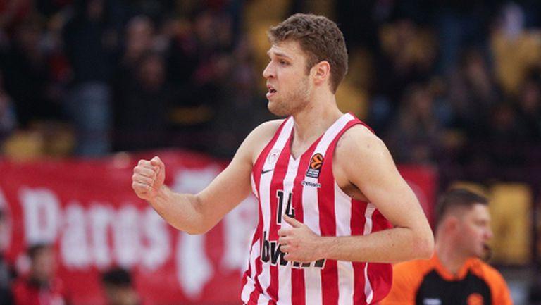 Везенков и Секулович са на върха в схемата на поставените в Топ 16 на БФБ е-баскет лигата