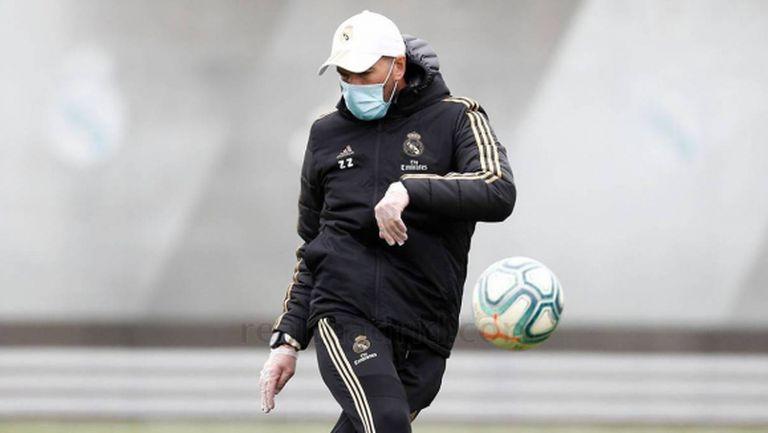 Реал Мадрид и Барса може да започнат групови тренировки тази седмица