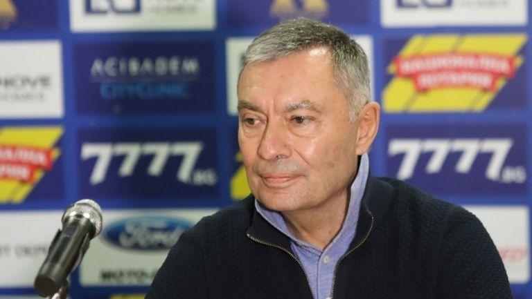 Собственикът на Левски с трети подпис (снимки)