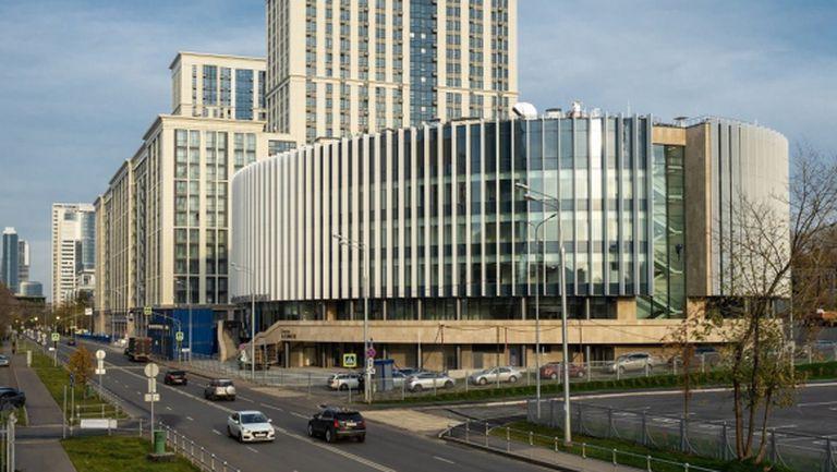 Волейболният Динамо (Москва) ще играе в нова зала през следващия сезон (снимки)