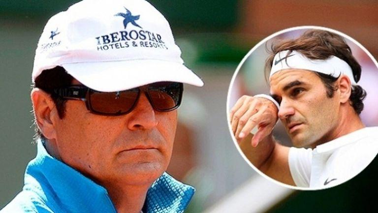 Федерер е най-великият в историята, смята Тони Надал