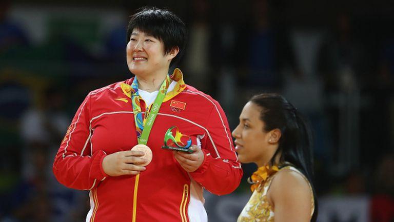 Китайските джудисти се готвят усилено за Олимпиадата в Токио