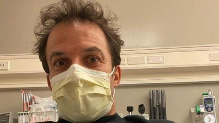 Дел Пиеро беше изписан от болницата