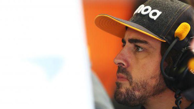Фернандо Алонсо коментира възможността за завръщане във Формула 1