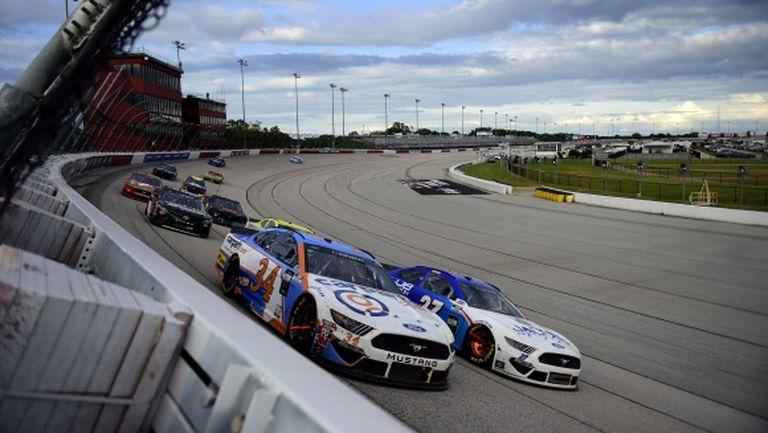 НАСКАР се завърна в Южна Каролина и обяви датите за нови пет състезания