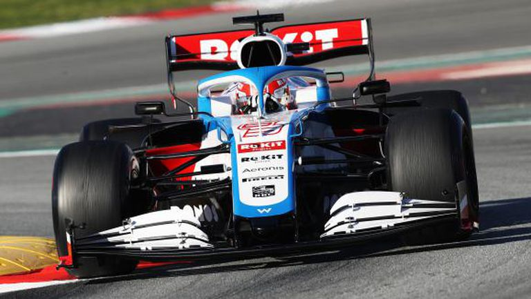 Джордж Ръсел се пребори с Шарл Леклер за победата в Гран при на Каталуния