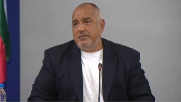 Бойко Борисов коментира драмата с акциите на Левски (видео)
