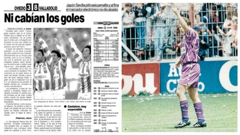 Помните ли мача с най-много дузпи в историята на Ла Лига?