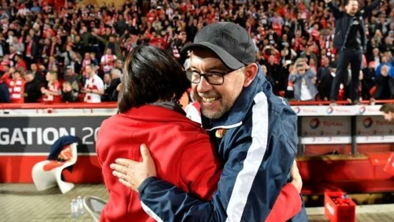 Треньорът на Унион се завръща за дербито на Берлин