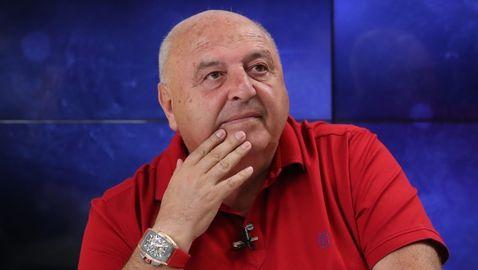Венци Стефанов: Това в Левски е порнография! Левскарите не заслужават такава цигания