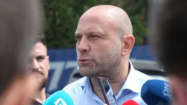 Тити: Г-н Божков да махне оковите и да даде свободата на Левски