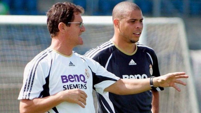 Капело: Роналдо бе най-талантливият ми възпитаник, но и най-проблемният