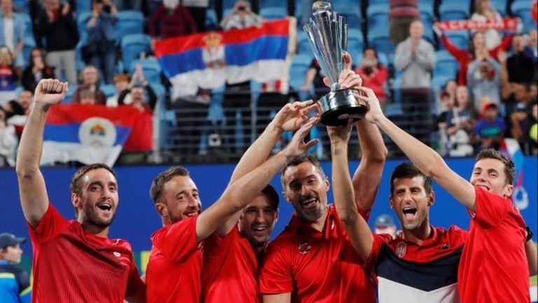 Джокович отказал солидна сума да се подвизава под чужд флаг