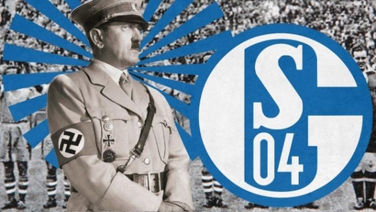 От Шалке отговорили по забавен начин на твърденията, че Хитлер е бил техен фен
