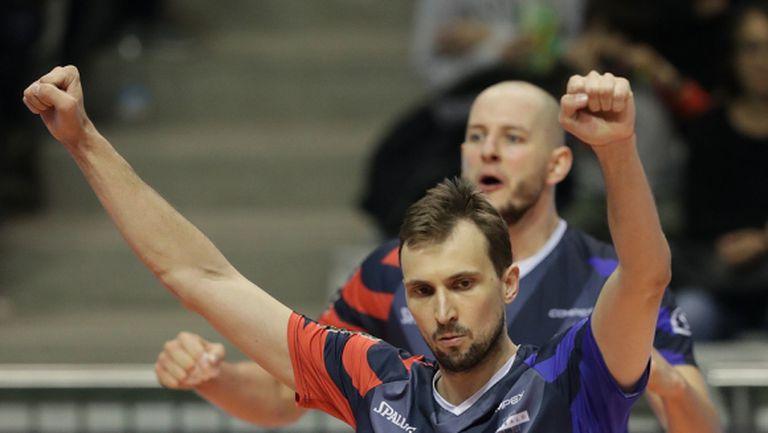 Виктор Йосифов е трансферна цел на шампиона на Русия за 2019 година
