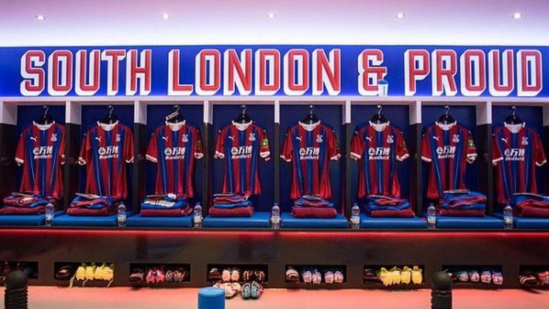 Търсят нови места за преобличане на футболистите в Англия