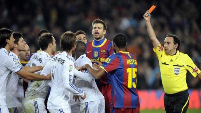 Бивш испански рефер: 90% от съдиите в Испания са от Реал Мадрид
