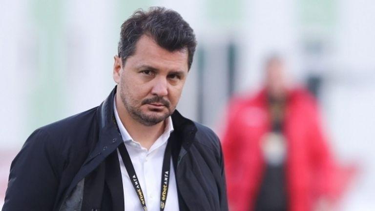 Крушчич обяви каква ще е новата политика на ЦСКА-София