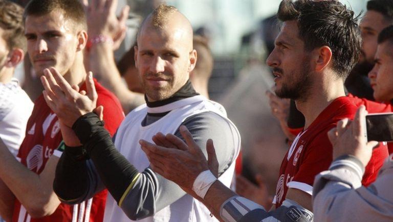 Кирил Динчев: В началото играчите не бяха добре кондиционно