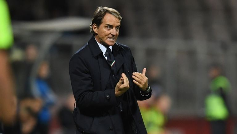 Роберто Манчини: Никой не искаше да стане треньор на Италия