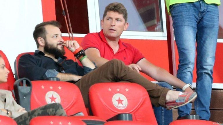 ЦСКА-София: Преговаряме с двама, но засега неуспешно
