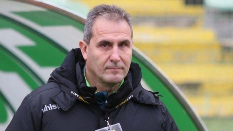 Новите попълнения в Берое тренират с останалите футболисти