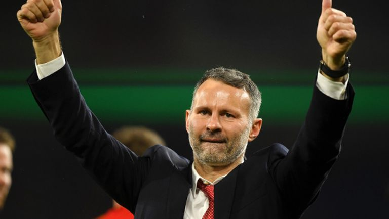 Гигс посочи двамата най-добри, с които е бил в Юнайтед