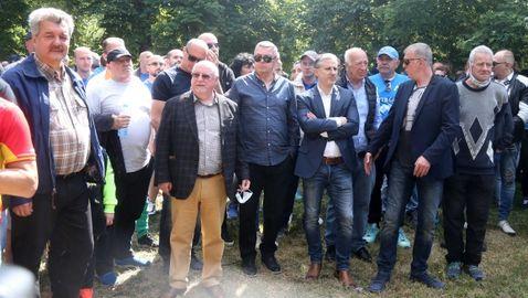 Левски отпразнува 106-годишнината на клуба