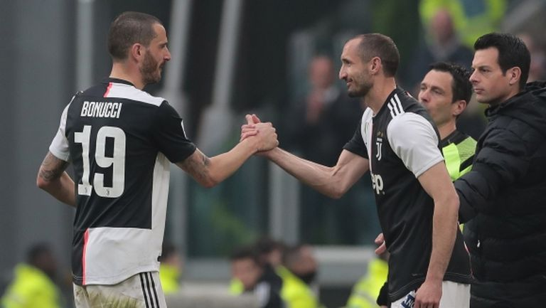 Киелини: Щях да разбeра Бонучи да беше отишъл в Реал М, но в този Милан?