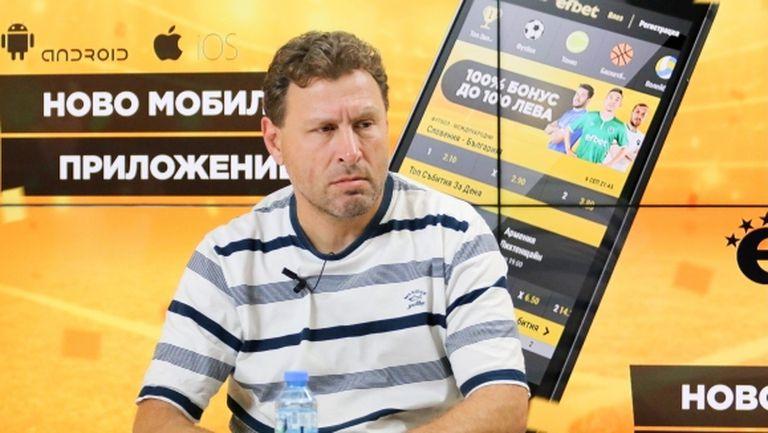 Вили Вуцов разказа култова случка и добави: Защо тръстът има акции? ЦСКА има 50% по-малко фенове