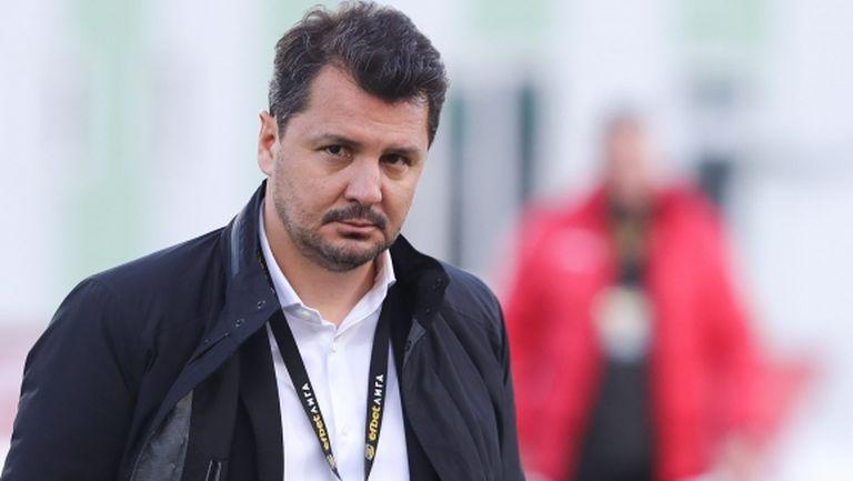 Крушчич проговори за разделите в ЦСКА-София, не иска Левски да изчезне