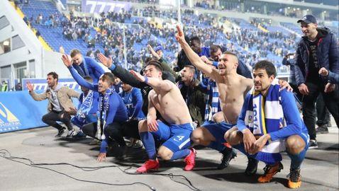 Левски в опит да сътвори прецедент, който нито един клуб в света не е правил
