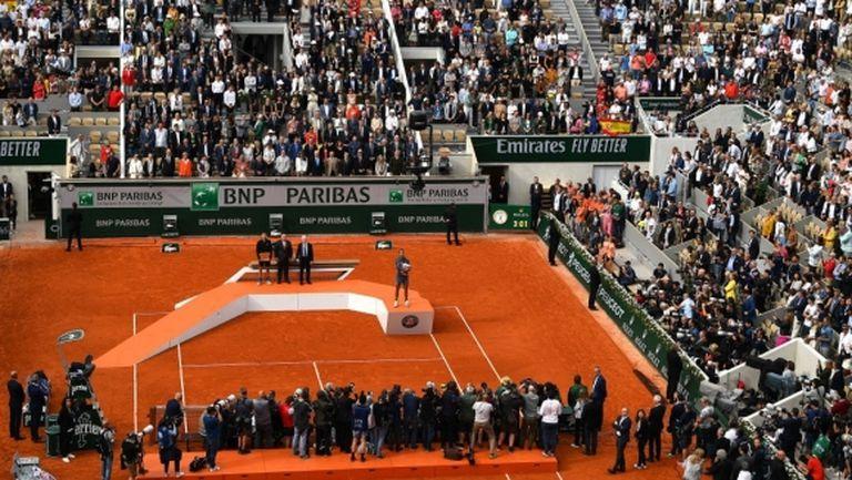 """""""Ролан Гарос"""" и US Open работят заедно за определяне на дати"""