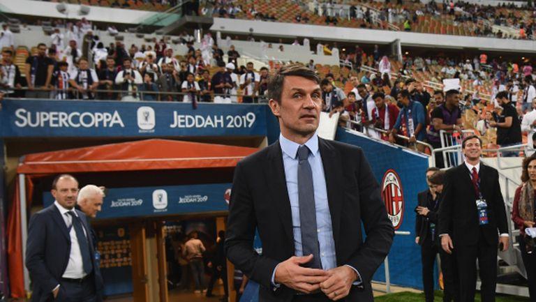 Малдини работи за едно последно добро дело в Милан